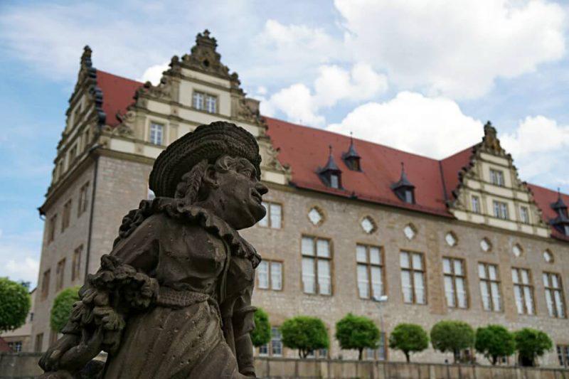 Zwergengalerie Schloss Weikersheim