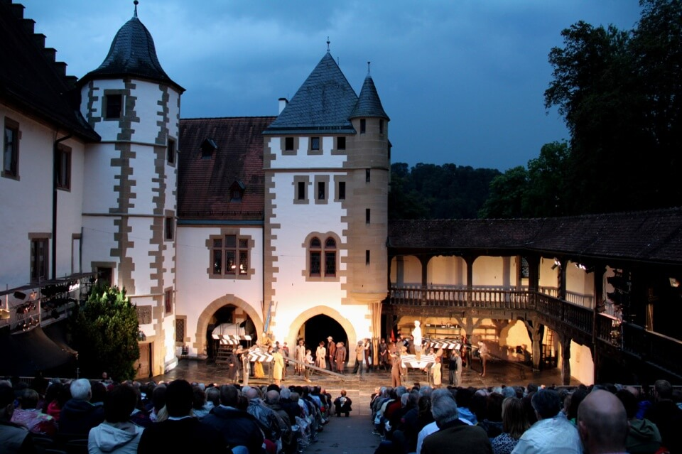Burgfestspiele Jagsthausen