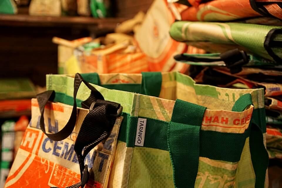 Fair gehandelte Taschen aus Bangladesch