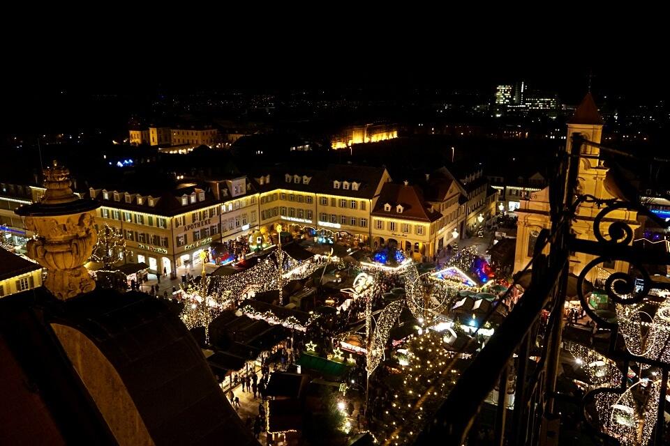 Weihnachtsmarkt Ludwigsburg: gemütlicher Winterzauber vor barocker Kulisse