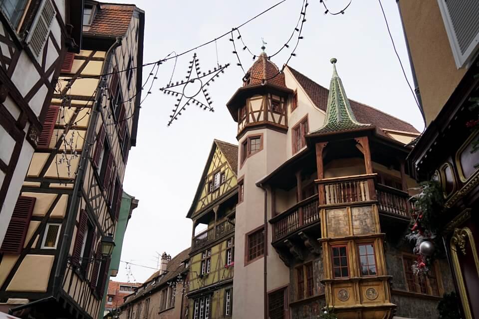 Maison Pfister in Colmar im Elsass