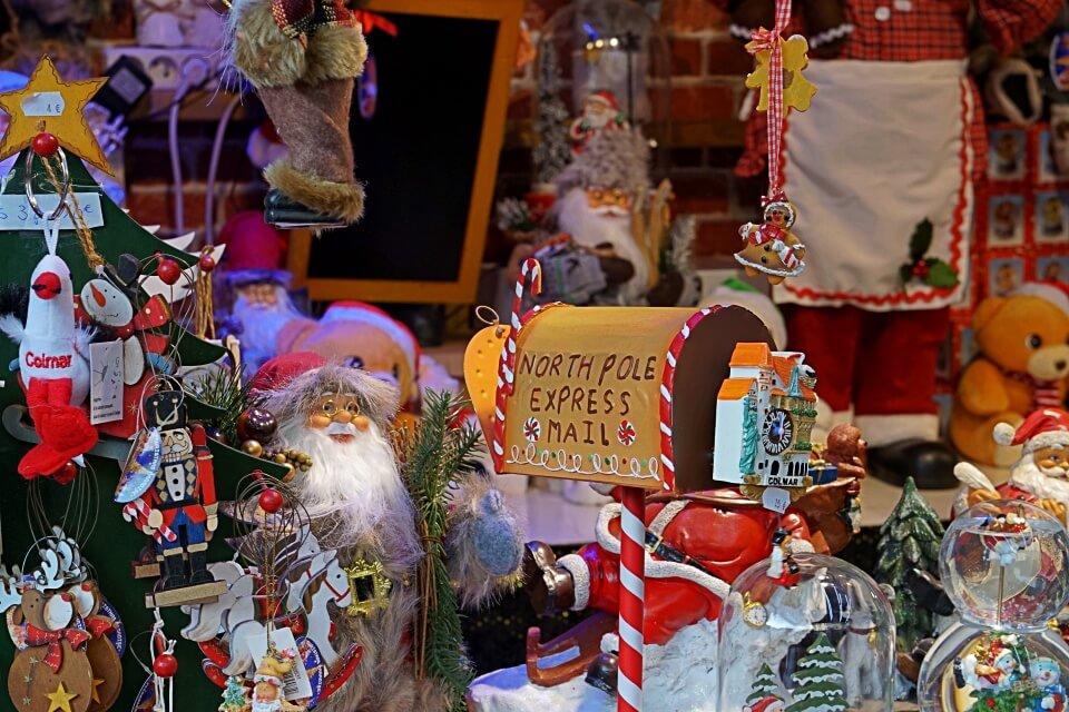 Weihnachtsmarkt Colmar im Elsass