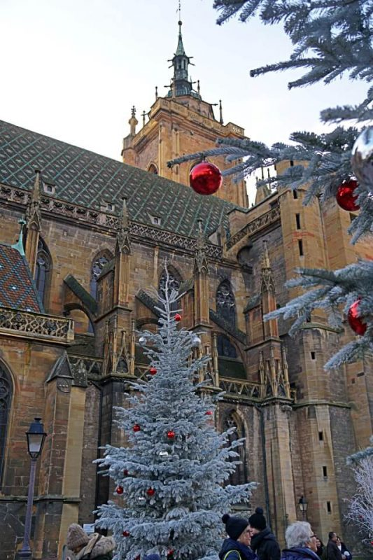 Stiftskirche St Martin Colmar