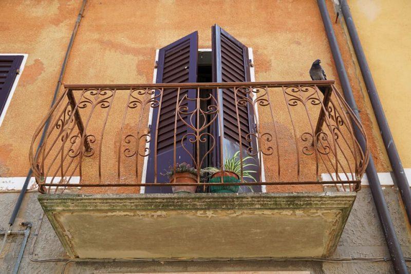 Italien Idylle in Comacchio