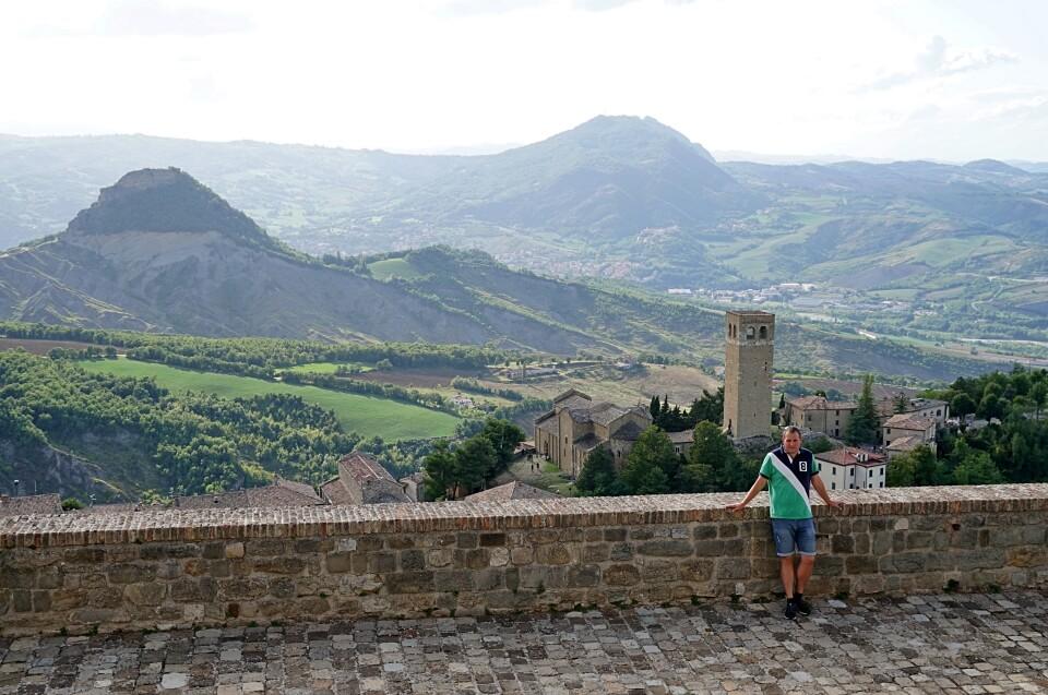 San Leo ist einer unserer Emilia Romagna Geheimtipps