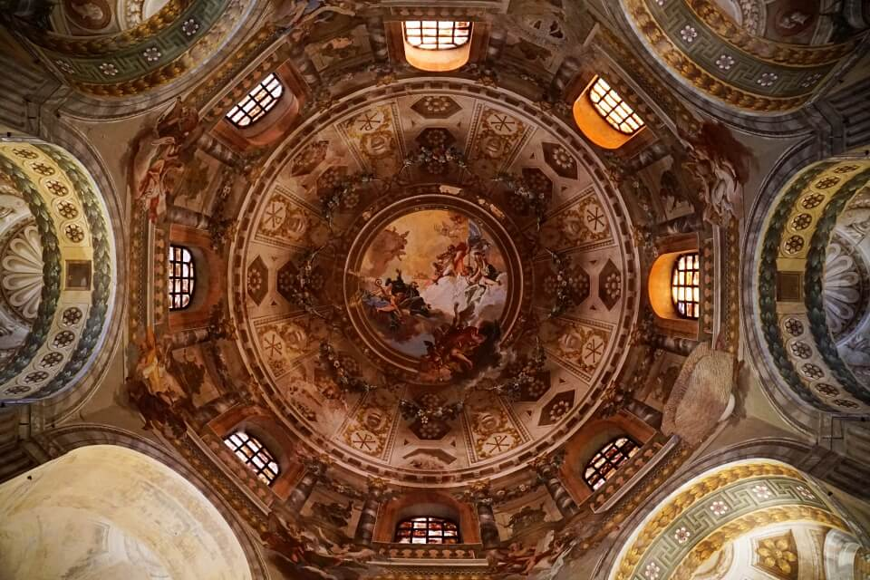 Basilika San Vitale in Ravenna