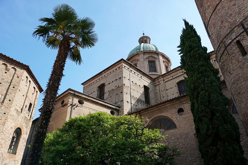 Der Duomo von Ravenna