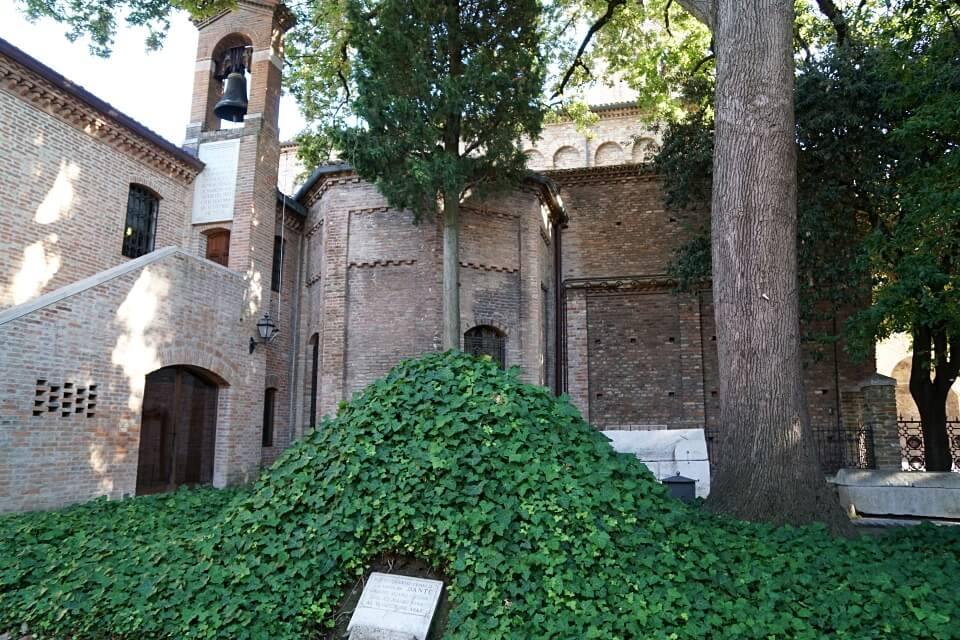 Dantes Grab in Ravenna
