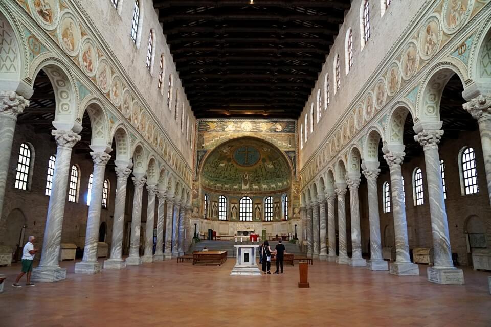 Sant Apollinare in Classe bei Ravenna