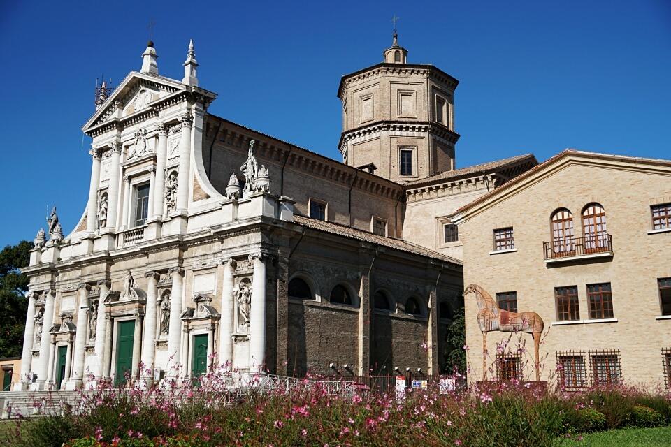 Kirche Santa Maria in Porto in Ravenna
