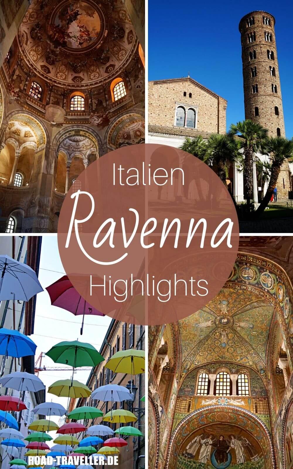 Unsere Tipps für Ravenna in der Emilia Romagna in Norditalien