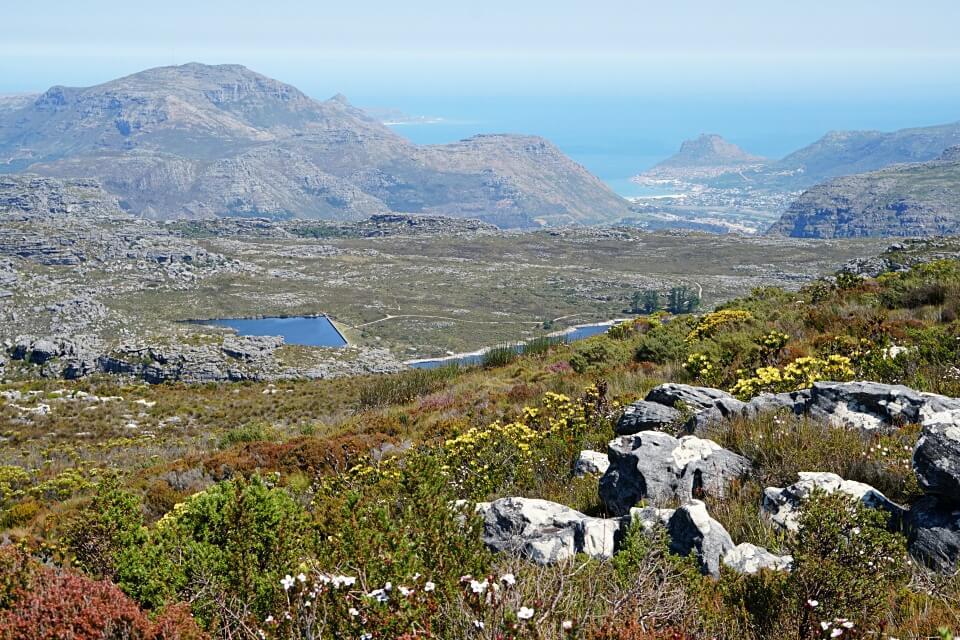 Unvergessliche Ausblicke vom Tafelberg