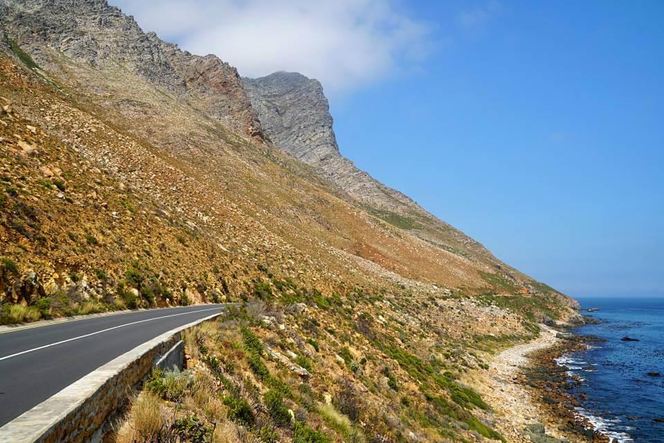 Clarence Drive in Suedafrika