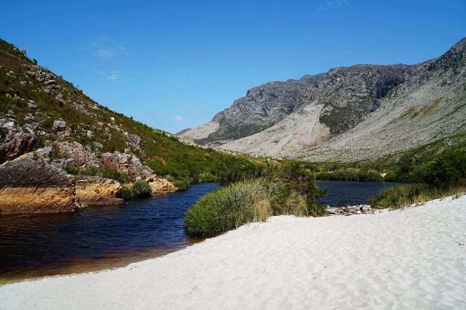 The Beach im Kogelberg Nature Reserve