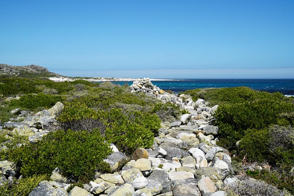 Der Olifantsbos Shipwreck Trail auf der Kap Halbinsel