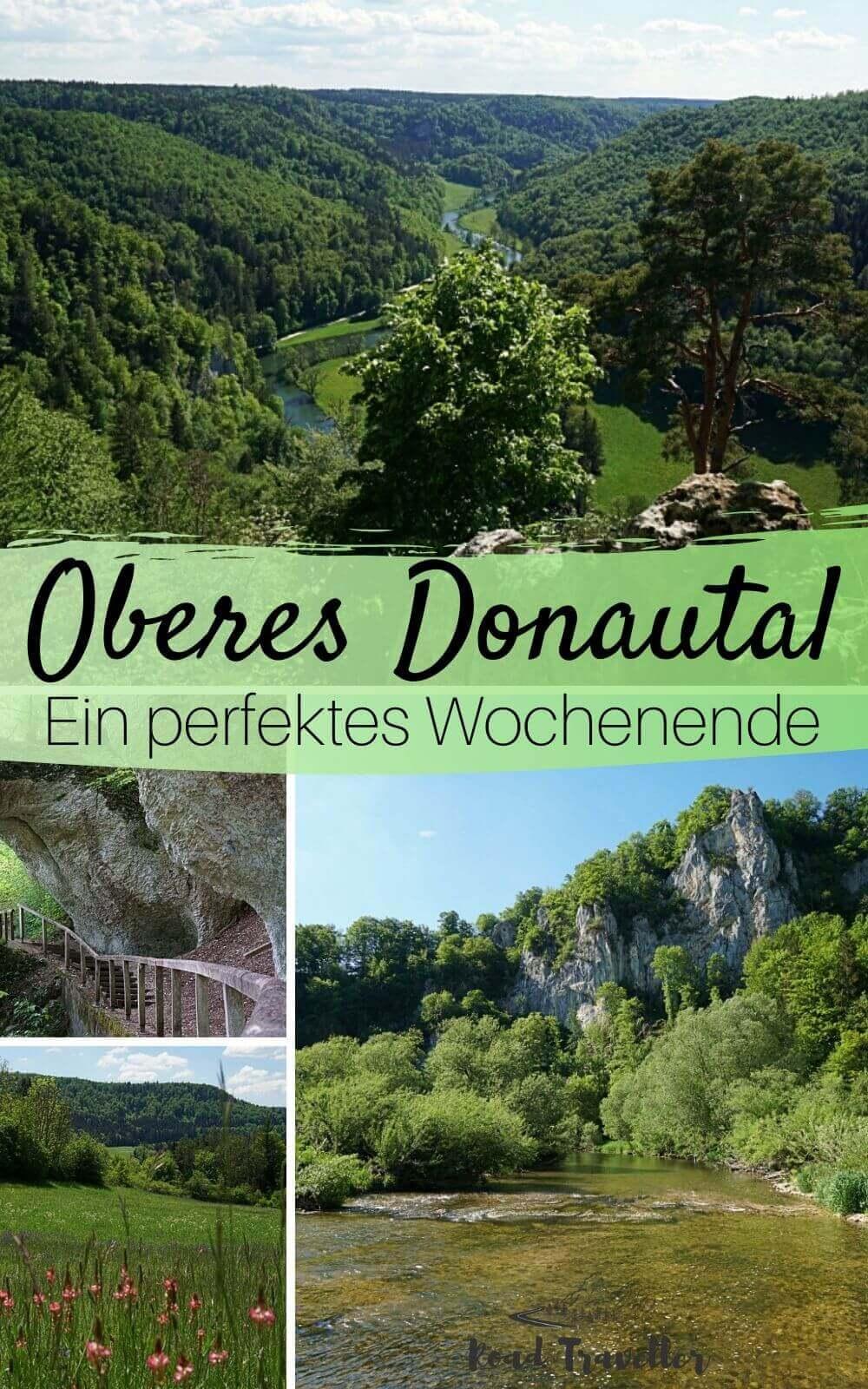 Kurztrips ins Donaubergland mit Wandern Radfahren und Kanutour