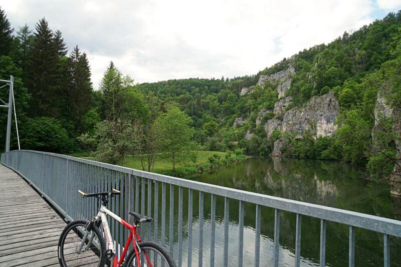 Radtour auf dem Donauradweg zwischen Donaueschingen und Sigmaringen