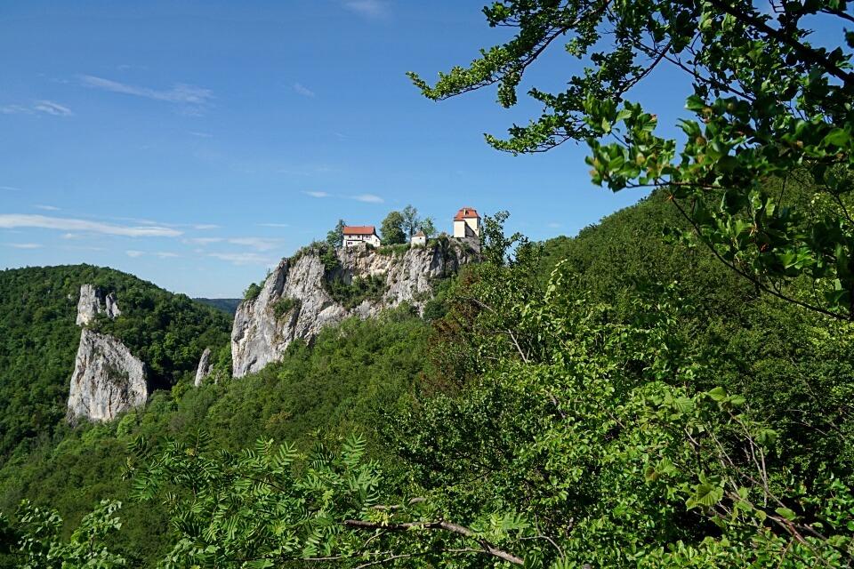 Schloss Bronnen im Donaubergland