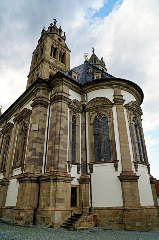 Kloster Comburg Schwaebisch Hall