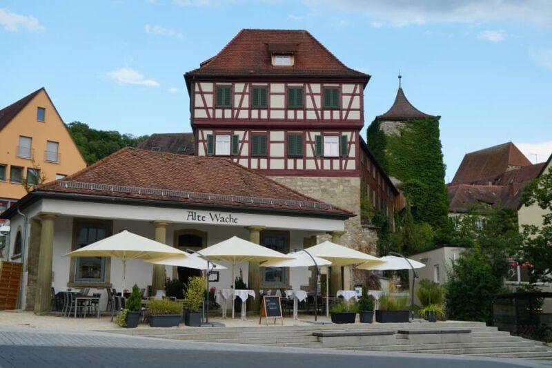 Cafe Alte Wache in Schwaebisch Hall