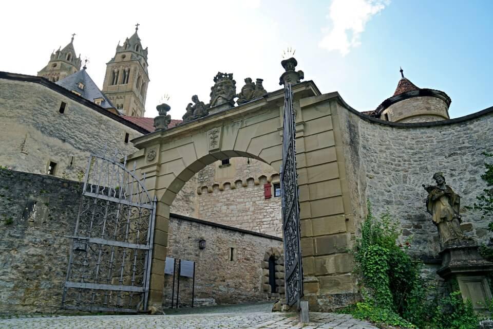 Kloster Grosscomburg Schwaebisch Hall