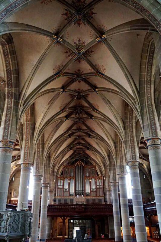 Kirche St Michael in Schwaebisch Hall