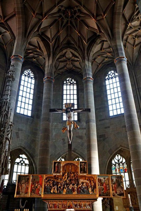 Michaelskirche in Schwaebisch Hall