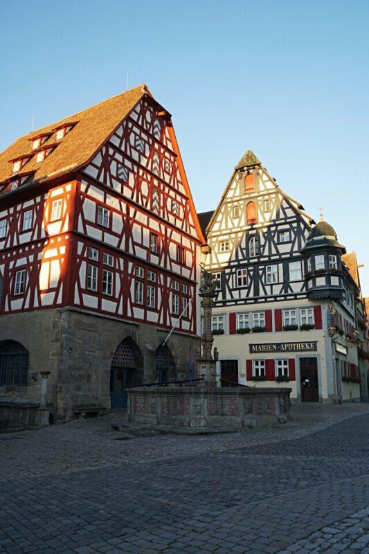 Marktplatz Rothenburg