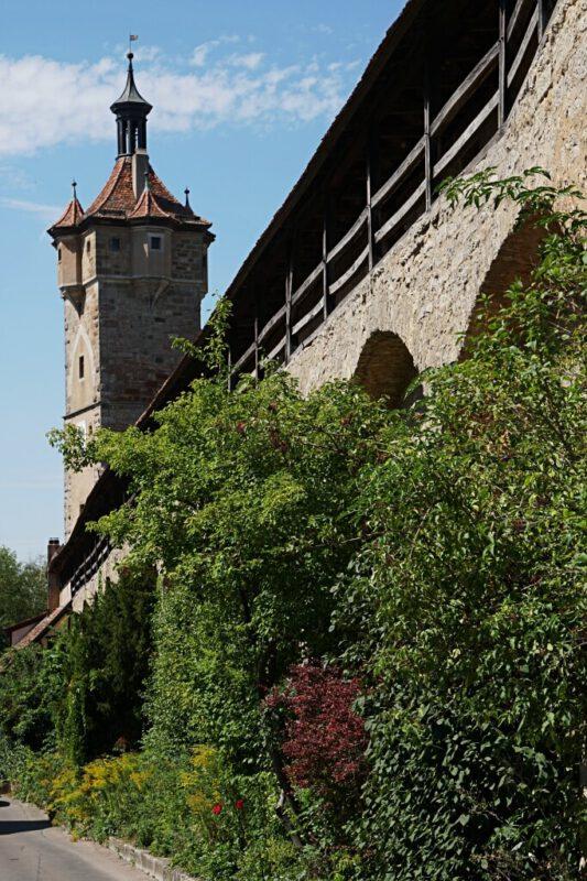 Turmweg Rothenburg