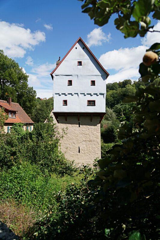 Topplerschloesschen Rothenburg