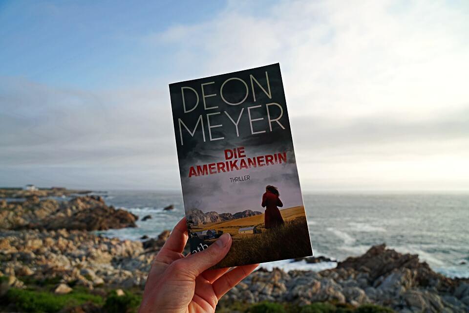 Buch von Deon Meyer als Geschenk für Suedafrika Fans