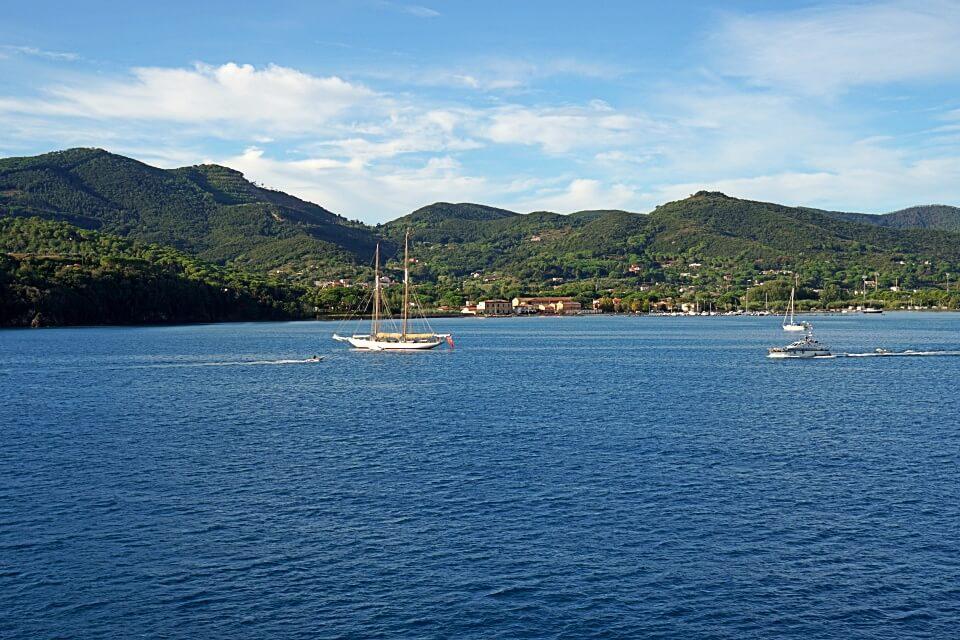 Mit der Faehre nach Elba