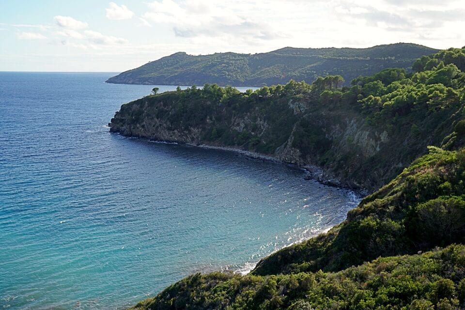 Typische Ausblicke auf Elba