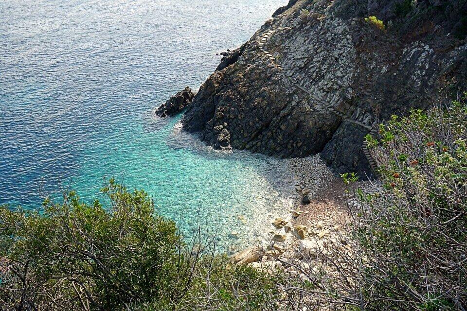 Ausblicke auf Elba