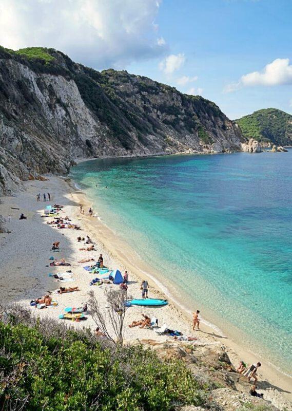 Spiaggia La Sorgente auf Elba