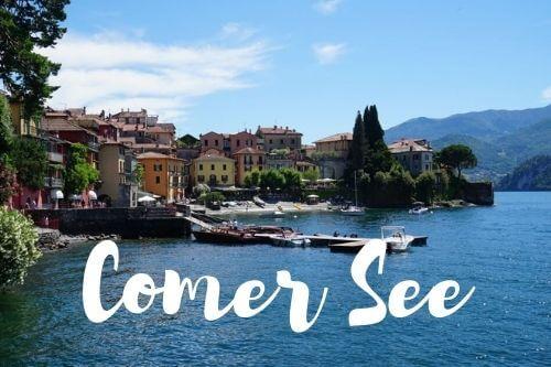 Comer See Italien Reiseblog Road Traveller