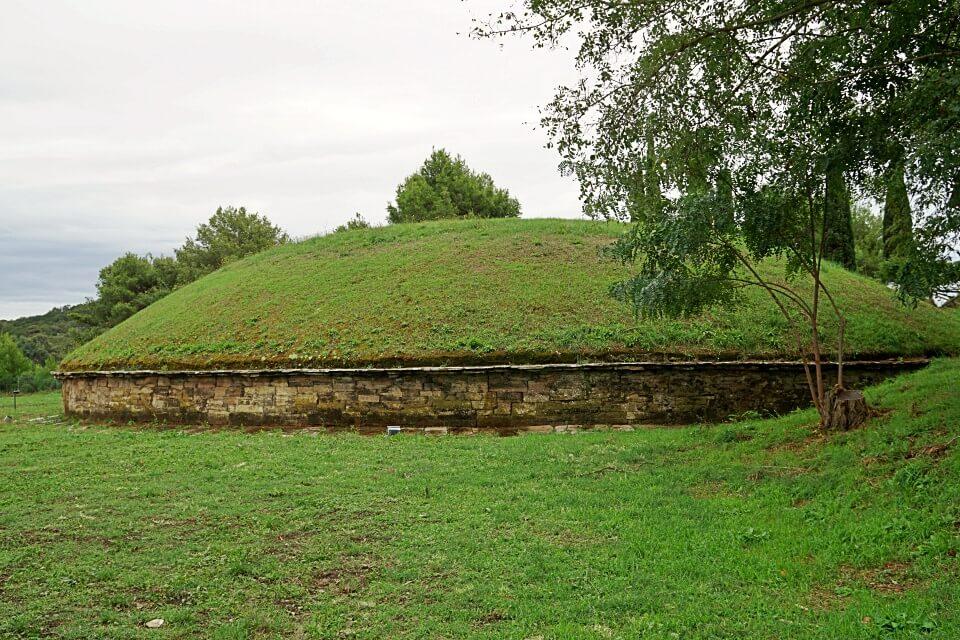 Tomba dei Carri in Populonia