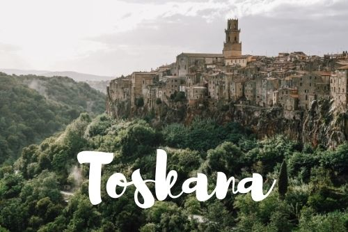 Toskana Reiseblog Road Traveller