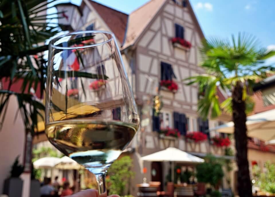 Der Weinort Besigheim ist ein tolles Ausflugsziel in Baden Wurttemberg