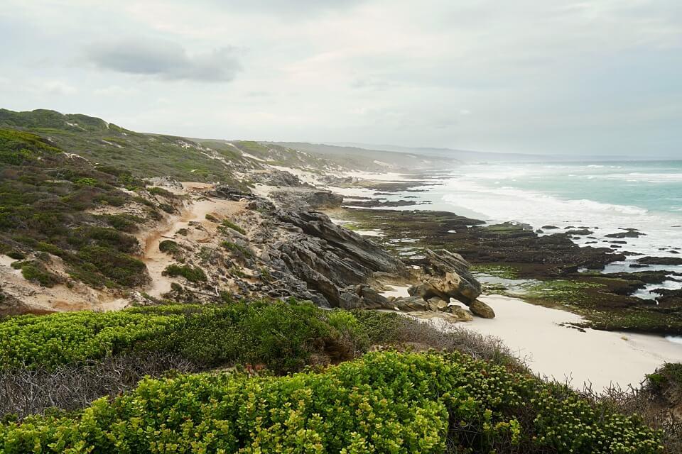 De Hoop Nature Reserve in Suedafrika