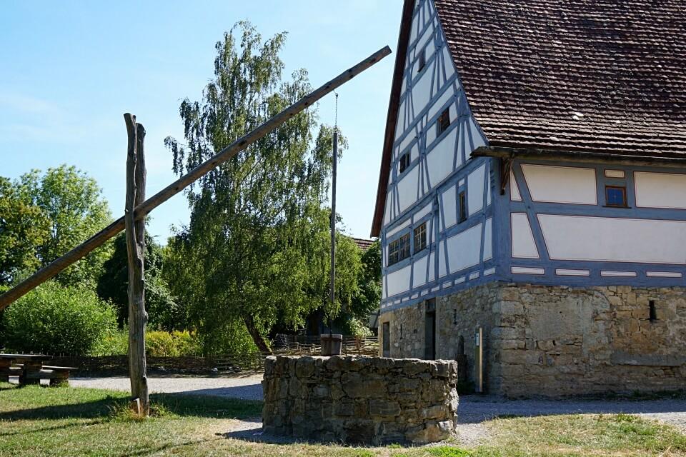 Hohenloher Freilandmuseum Wackershofen