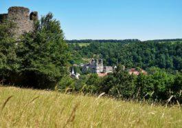 Kloster Schontal ist eines der beliebtesten Ausflugsziele in Hohenlohe Baden Wurttemberg