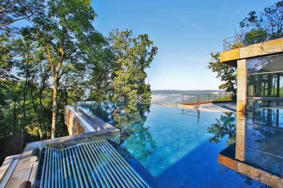 Wellness Hotel und Natur Resort Mawell in Hohenlohe