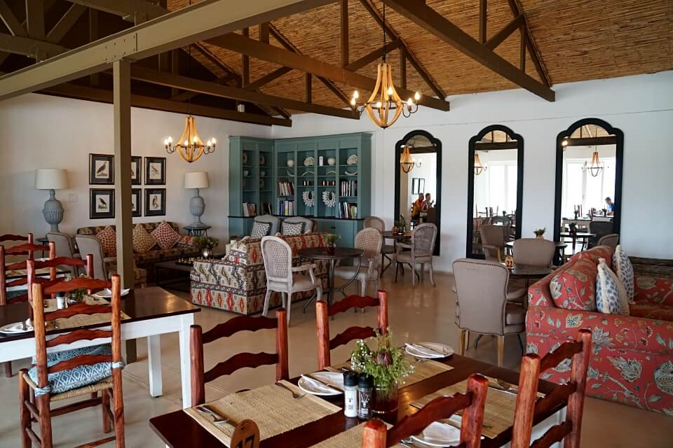 Fig Tree Restaurant im De Hoop Nature Reserve