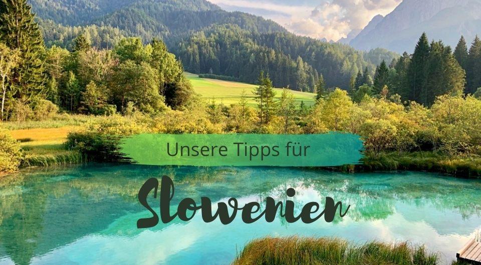 Slowenien Reiseblog Road Traveller